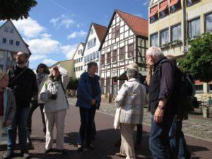 Besichtigung von Stadthagen