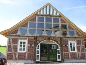 Der Veranstaltungsraum bei Lindemanns Mühle in Exter. (Bild: Ulrich Klose)