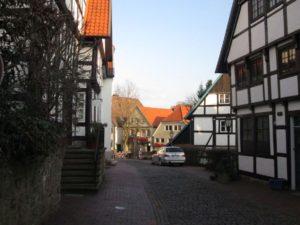 Das Roseneck in Vlotho. (Bild: Ulrich Klose)