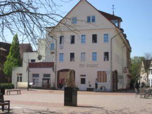 Ehemaliges Hotel Großkord am Sommerfelder Platz (Bild: Ulrich Klose)