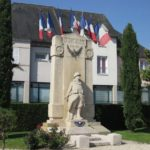 Kriegerdenkmal von Aubigny-sur-Nère (Bild: Ulrich Klose)
