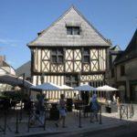 Das Maison François 1er in Aubigny-sur-Nère (Bild: Ulrich Klose)