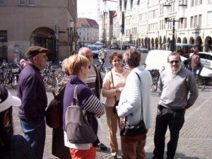 Besuch in Münster im Jahr 2004 (Bild: Ulrich Klose)