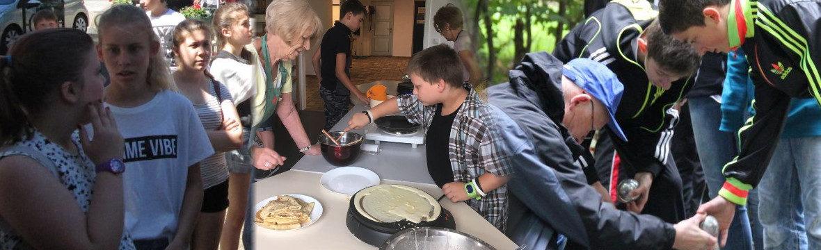 Vlothoer Jugendliche sollen bereits früh für die Städtefreundschaft mit Aubigny begeistert werden