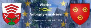 Vlotho und Aubigny: Städtepartnerschaft seit 1989