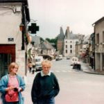 Aubigny, rue des Dames 1987
