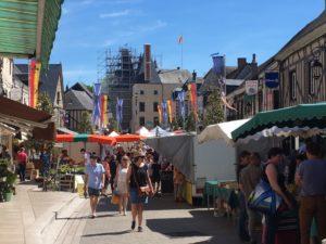 Besuchsfahrt nach Aubigny 2019