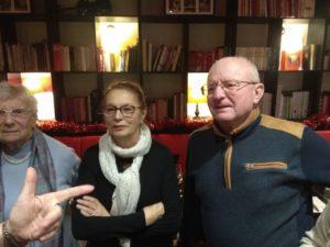 Télethon 2019 in Aubigny: Abschluss im Restaurant Bien aller